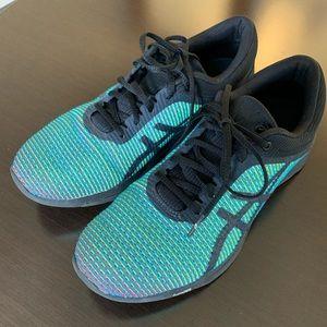 Women's Asics fuzeX Rush running shoe so 9.5